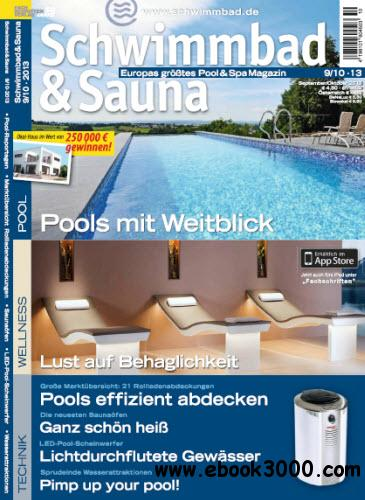 Schwimmbad und Sauna Magazin September Oktober No 09 10 2013 free download