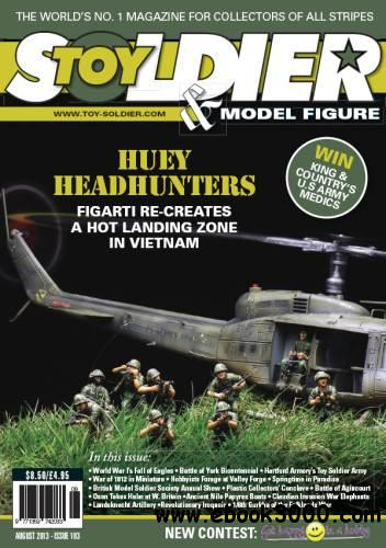 Toy Soldier & Model Figure - Issue 183 (August 2013) free download