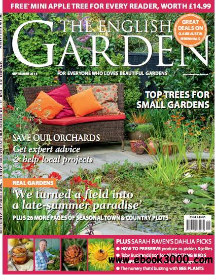 The English Garden Magazine September 2013 free download