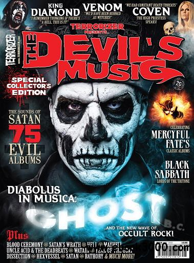 The Devil's Music (Terrorizer Issue May 2013) free download
