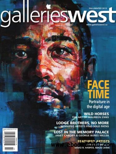Galleries West - Fall Winter 2013 free download