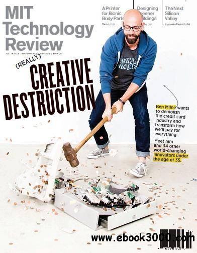 Technology Review Magazine September/October 2013 free download