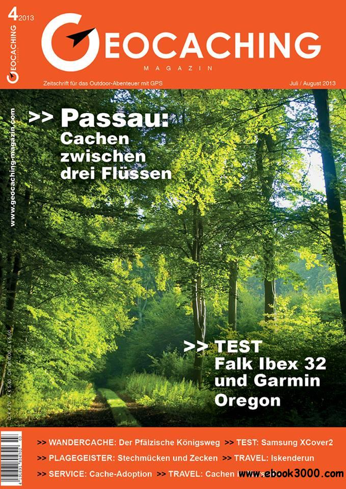 Geocaching Magazin Juli/August 04/2013 free download