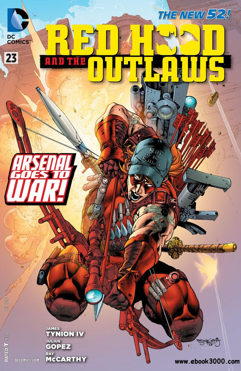 Red Hood and the Outlaws 023 (2013) free download