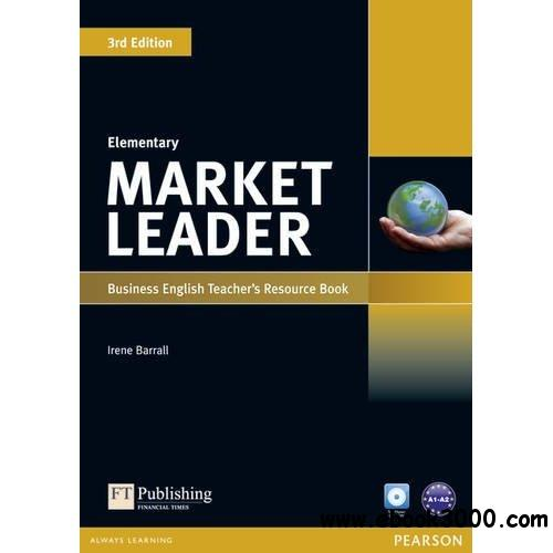 Irene Barrall, Market Leader Elementary Teacher's Resource Book for Pack free download