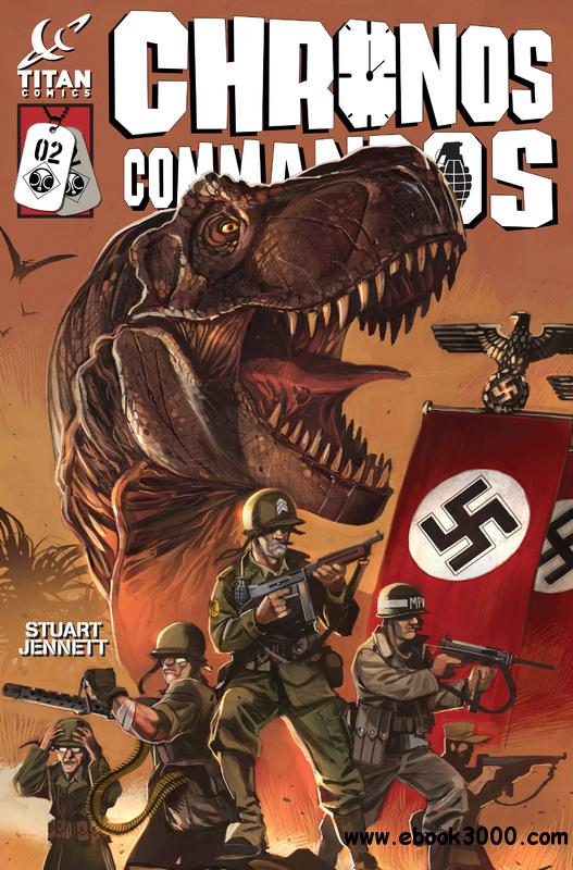 Chronos Commandos 02 (of 05) (2013) free download