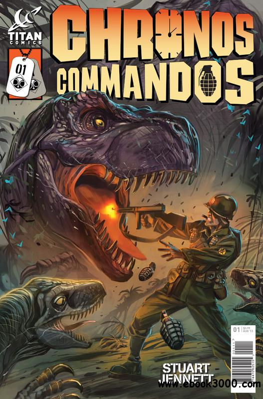 Chronos Commandos 01 (of 05) (2013) free download