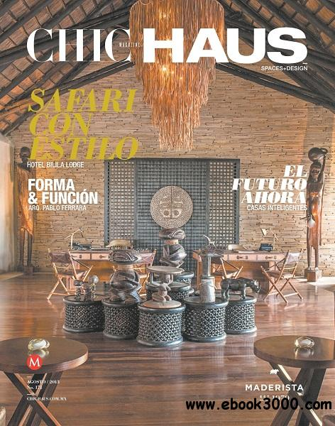 Chic Haus - Agosto 2013 free download