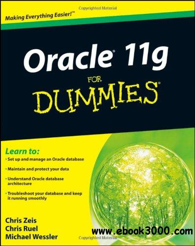 Oracle 11g For Dummies free download