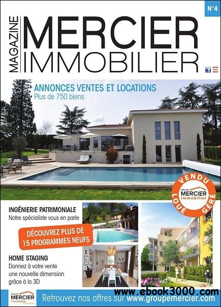 Mercier Immobilier - N 4 (2013) free download