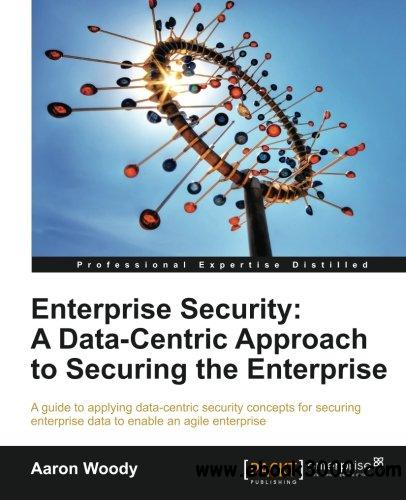 Enterprise Security: A Data-Centric Approach to Securing the Enterprise free download