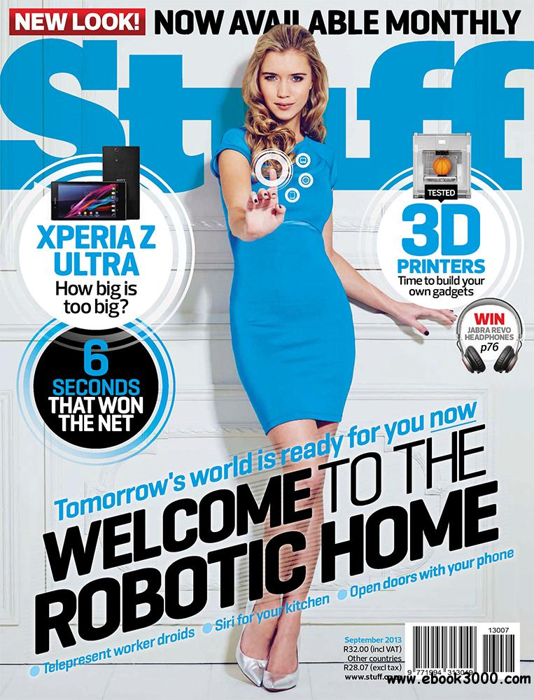 Stuff September 2013 (South Africa) download dree