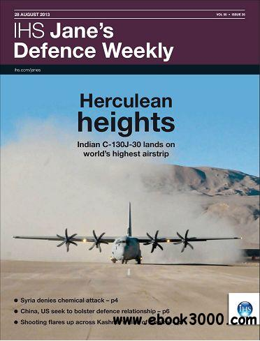 Jane's Defence Weekly Magazine August 28, 2013 free download