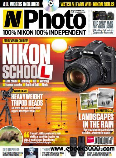 N-Photo: the Nikon magazine - September 2013 free download
