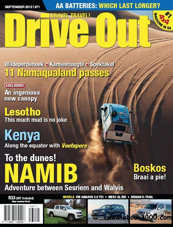 Drive Out - September 2013 free download