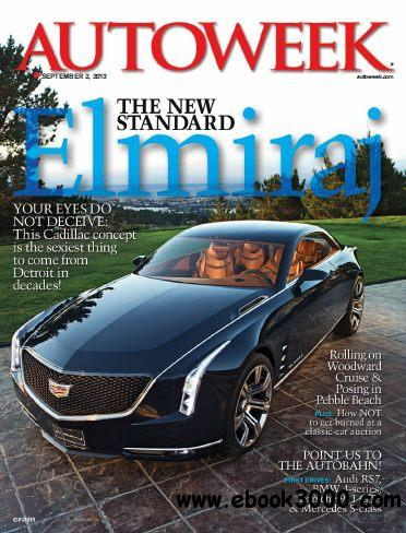 Autoweek - 02 September 2013 free download