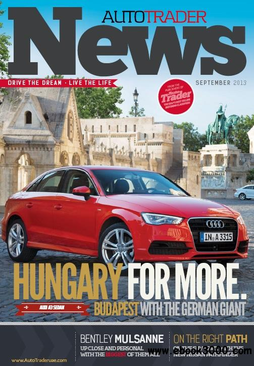 AutoTrader NEWS - September 2013 free download