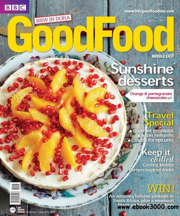 BBC Good Food ME - June 2013 free download