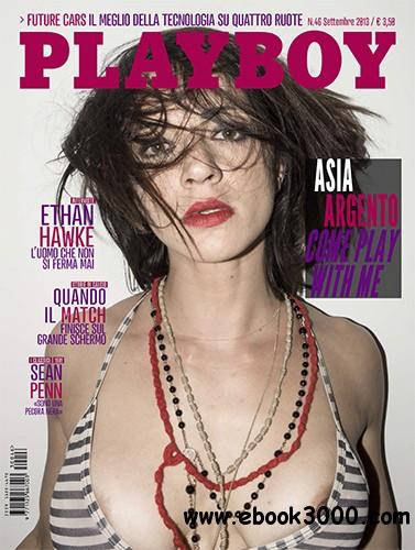 Playboy Italy - Settembre 2013 free download