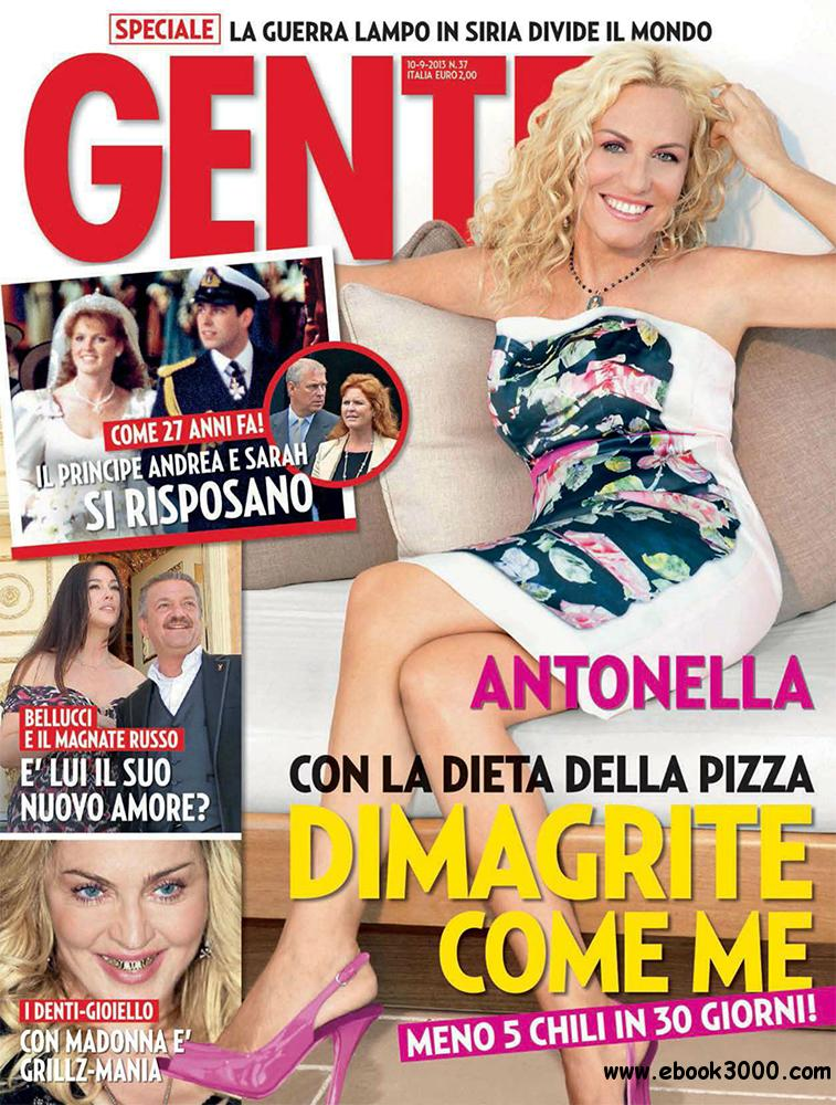 Gente 10 Settembre 2013 (Italy) free download