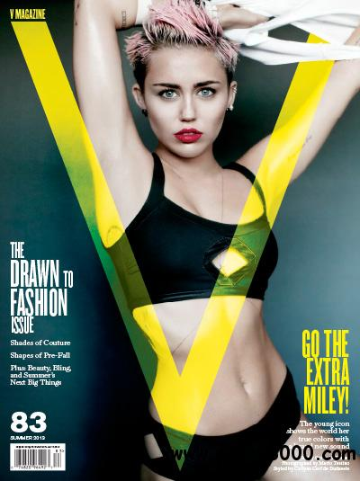 V Magazine #83 - Summer 2013 free download