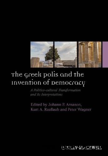 The Greek Polis and the Invention of Democracy free download