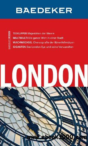 Baedeker Reisefuhrer London, Auflage: 18 free download