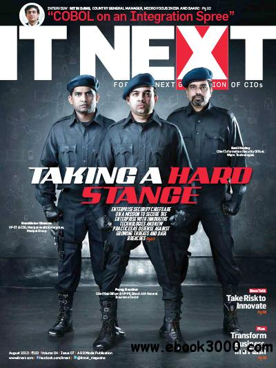 IT NEXT - August 2013 free download