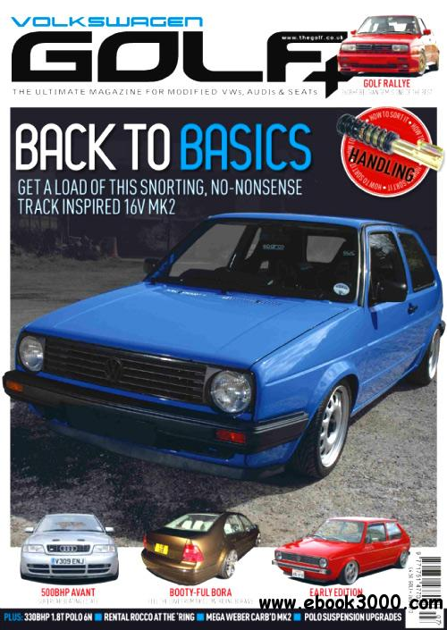 Volkswagen Golf - July 2013 free download