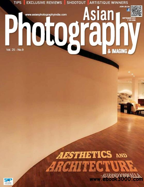 Asian Photography - September 2013 free download
