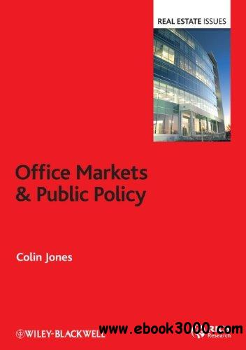 Office Markets and Public Policy free download