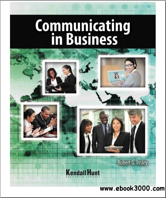 Communicating in Business free download