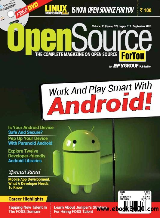 Open Source For You - September 2013 download dree