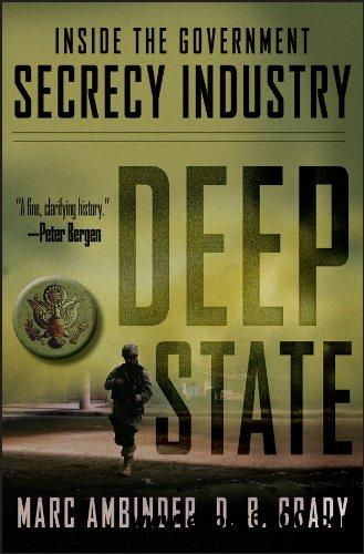 Deep State: Inside the Government Secrecy Industry download dree