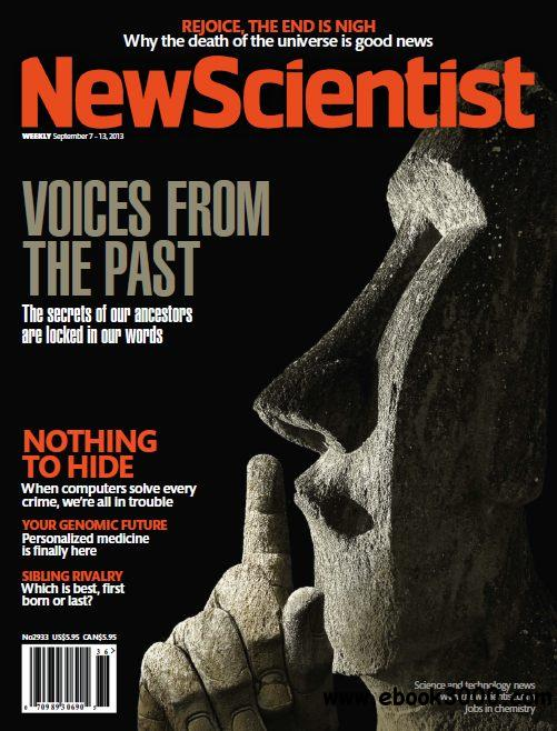 New Scientist - 07 September 2013 free download