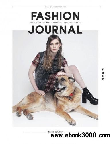Fashion Journal - September 2013 free download