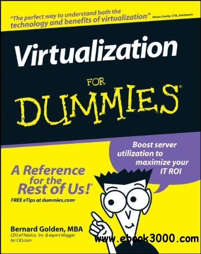 Virtualization For Dummies free download