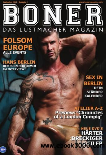 Boner - September 2013 free download