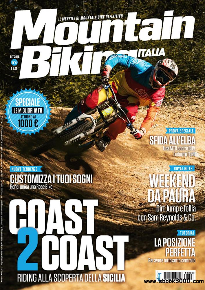 Mountain Biking Settembre 2013 (Italy) free download