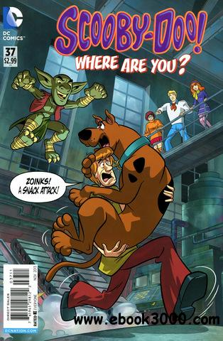 Scooby-Doo, Where Are You 037 (2013) free download