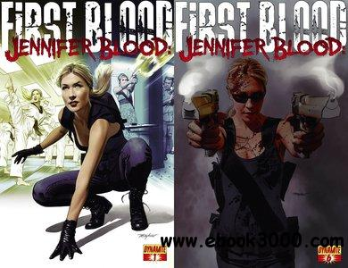 Jennifer Blood - First Blood #1-6 (2012-2013) Complete free download