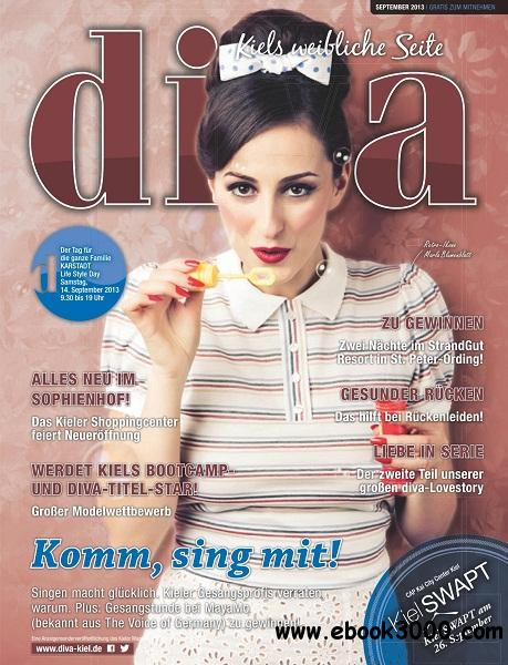 Diva - September 2013 free download