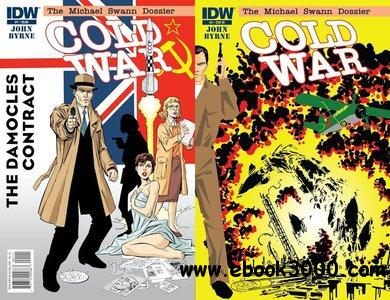 Cold War #1-4 (2011-2012) Complete download dree