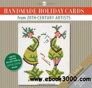 Handmade Holiday Cards from 20th-Century Artists free download