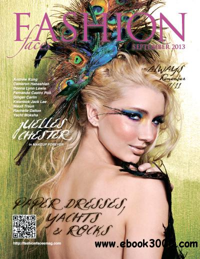 Fashion Faces - September 2013 free download
