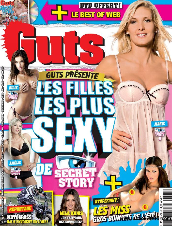 Guts N 39 - Aout-Septembre 2011 free download