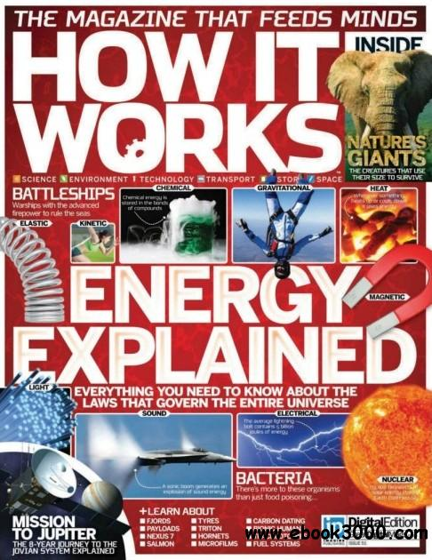 How It Works - Issue 51, 2013 free download