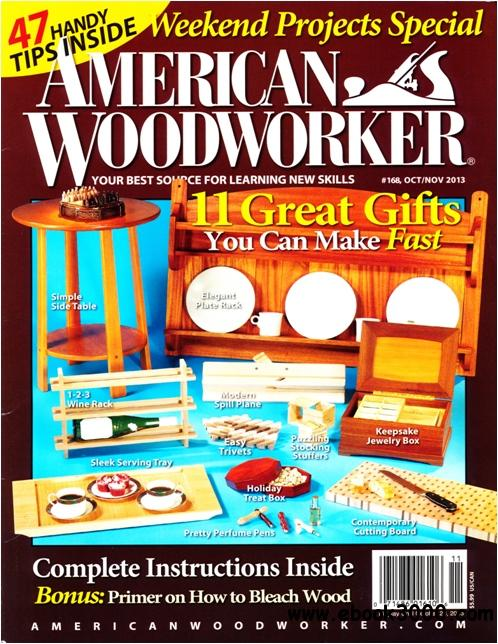 American Woodworker #168 free download