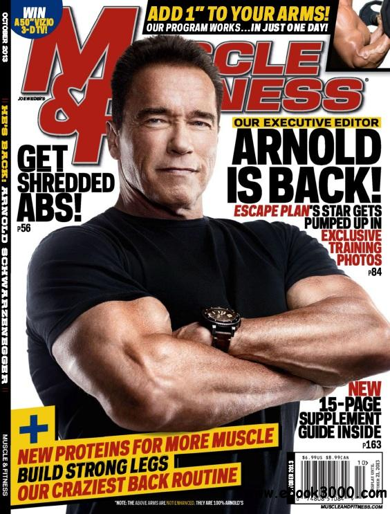 Muscle & Fitness - October 2013 free download