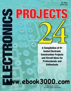 Electronics Projects Magazine Volume 24 free download